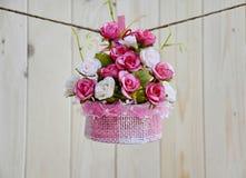 Artificious rosor Royaltyfri Fotografi