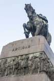 Artigas Monument Montevideo Uruguay Royalty Free Stock Image