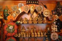 Artigianato del Nepal immagini stock