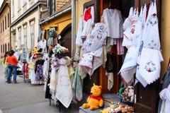 Artigianato dell'Ungheria Fotografia Stock Libera da Diritti