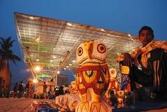 Artigianato in India Fotografia Stock