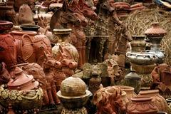 Artigianato indiani Fotografia Stock