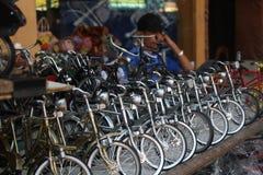 Artigianato indonesiano Fotografie Stock Libere da Diritti