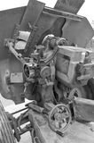 artiglieria Fotografia Stock Libera da Diritti