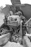 artiglieria Immagine Stock Libera da Diritti