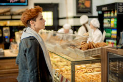 Artigo da padaria imagens de stock