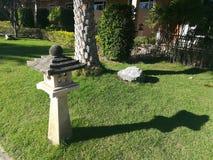 artigo e objeto para a decoração no jardim imagem de stock royalty free