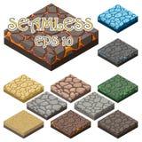 Artigos à terra do jogo Imagem de Stock Royalty Free