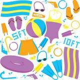 Artigos da associação ilustração royalty free
