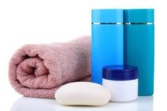 Artigos da higiene Foto de Stock