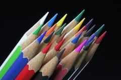 Artigos de papelaria coloridos para tirar e pintar Imagem de Stock