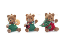 Artigos decorativos para o Natal Fotos de Stock Royalty Free
