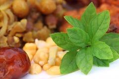 Artigos populares de Iftar para a ramadã santamente Imagens de Stock