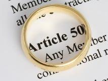 Artikel 50 Arkivbilder