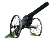 Artillería Fotos de archivo libres de regalías