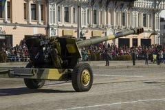 Artilleri Royaltyfri Bild