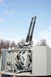 Artillerie Photographie stock