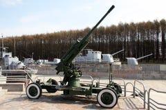 Artillerie Photos libres de droits