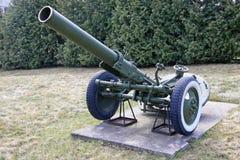 Artillerie Stock Foto's