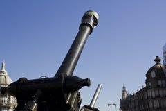 Artillerie militaire image libre de droits