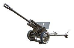 Artilleriekanon Royalty-vrije Stock Afbeelding