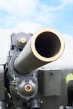Artillerivapen Arkivfoto