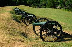 Artillery Battery Stock Images