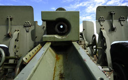 Artillery breech Royalty Free Stock Photo