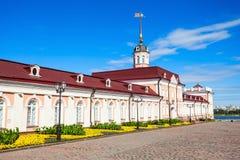 Artillery Court, Kazan Kremlin Royalty Free Stock Images