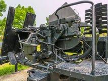 Artillery field gun Royalty Free Stock Photography