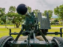 Artillery field gun Stock Photography