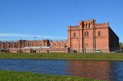 Artillery Museum in St. Petersburg. Russia Royalty Free Stock Image