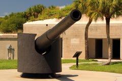 Artillery Piece Stock Image