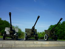 Artillery Royalty Free Stock Photography