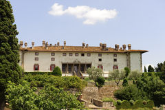 Artimino (Florence, Tuscany), Villa Medicea Stock Images