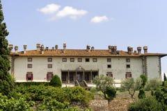 Artimino (Florence, Tuscany), Villa Medicea Royalty Free Stock Photos