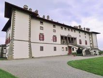 Artimino mooie villa Stock Foto's