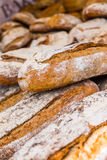 Artisan bread Royalty Free Stock Photography