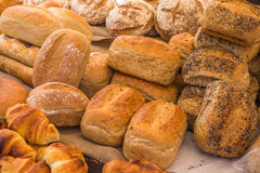 Artisan bread Royalty Free Stock Images