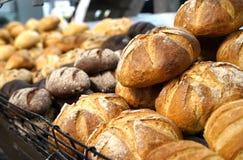 Artisan breads Royalty Free Stock Photos