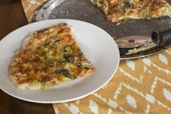 Artisan Pizza Royalty Free Stock Image