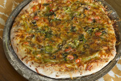 Artisan Pizza Stock Photography