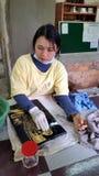 Artisan, Siem Reap, Cambodia Stock Photos