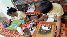 Artisan, Siem Reap, Cambodia Stock Image