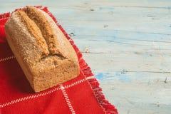 Artisan spelt bread Stock Photos