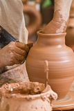 Artisan at work. Stock Images