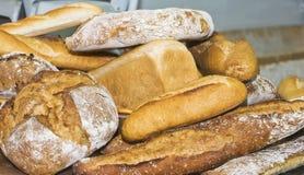 Artisanaal brood stock foto