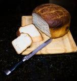 Artisanaal brood royalty-vrije stock foto