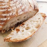 Artisanaal brood Stock Afbeelding
