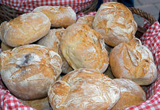 Artisanaal brood royalty-vrije stock foto